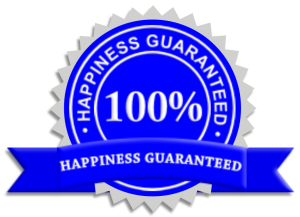 Here's our guarantee…
